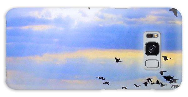 Fly Like The Wind Galaxy Case