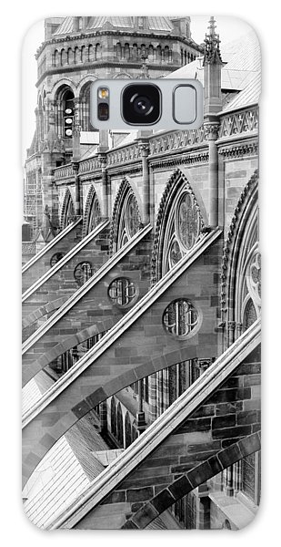 Flying Buttresses Bw Galaxy Case