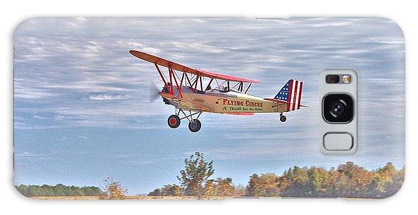 Flying Circus Barnstormers Galaxy Case