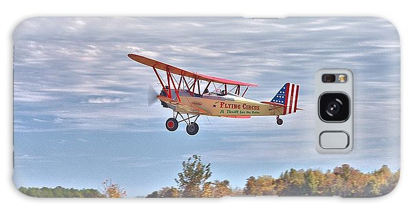 Flying Circus Barnstormers Galaxy Case