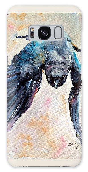 Flying Crow Galaxy Case