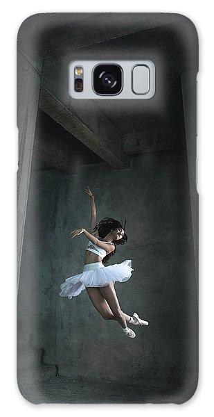 Jump Galaxy Case - Flying Dance by Sebastian Kisworo
