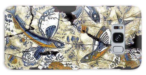 Flying Fish No. 3 Galaxy Case