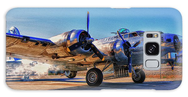 Flying Fortress Sentimental Journey Galaxy Case