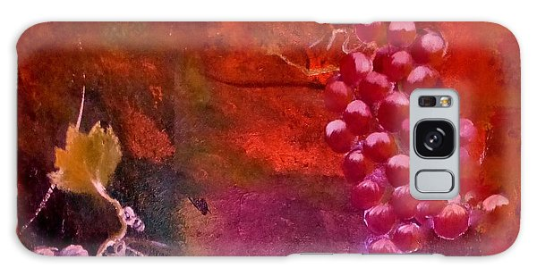 Flying Grapes Galaxy Case