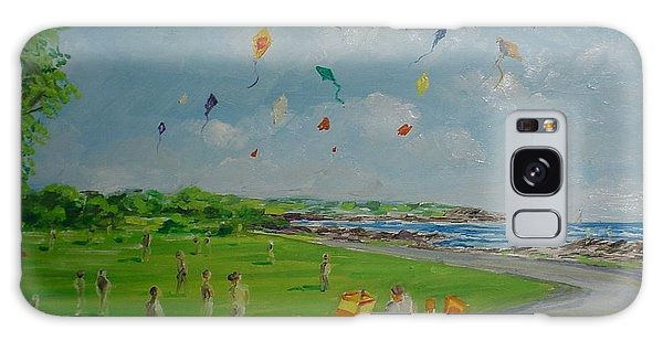Flying Kites Newport Ri Galaxy Case