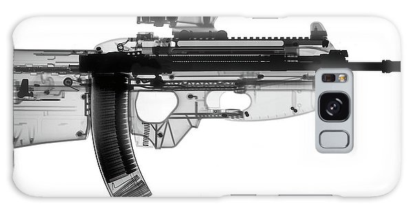 Calico M100 Galaxy Case - Fn Fs 2000 X-ray Photograph by Ray Gunz