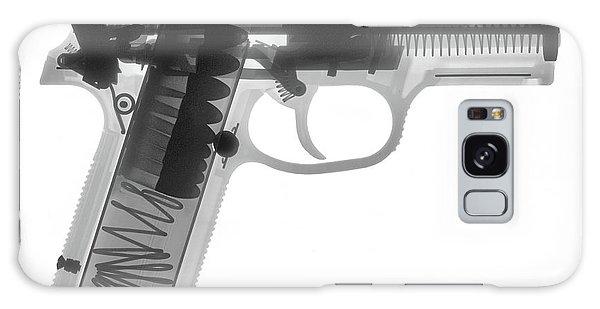 Calico M100 Galaxy Case - Fn P9a Hand Gun X-ray Print by Ray Gunz