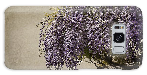 Focus On Wisteria Galaxy Case