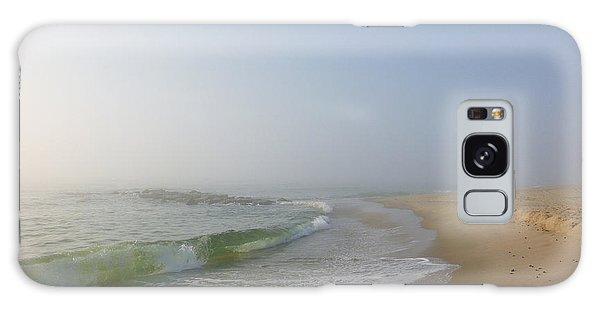 Fog And Blue Sky 2 Galaxy Case