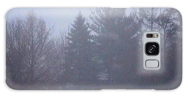 Fog And Mist Galaxy Case