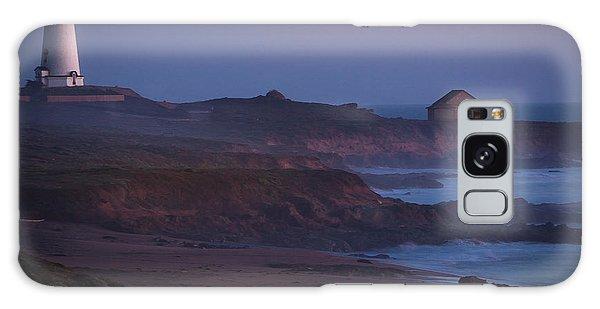 Fog Forming Over Piedras Blancas....  San Simeon Galaxy Case