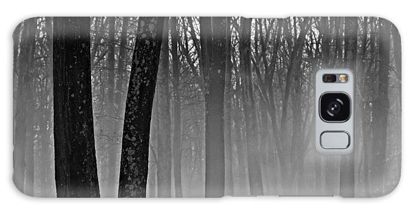Fog In The Dark Forest Galaxy Case by Diana Boyd