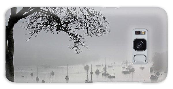 Drown Galaxy Case - Fog Over Salcombe Estuary by Adam Hart-davis/science Photo Library