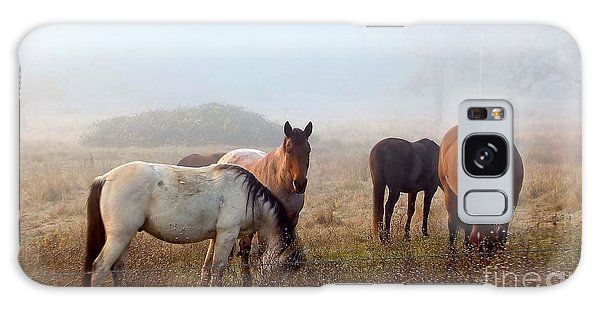 Fog Ponies Galaxy Case