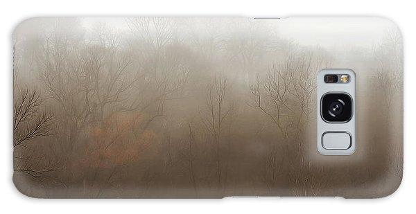 Fog Galaxy Case - Fog Riverside Park by Scott Norris