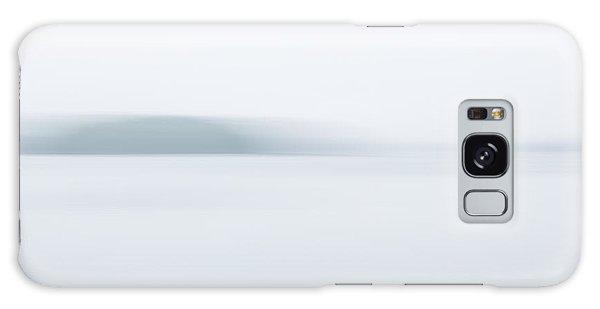 Foggy Bay 2 Galaxy Case by Susan Cole Kelly Impressions