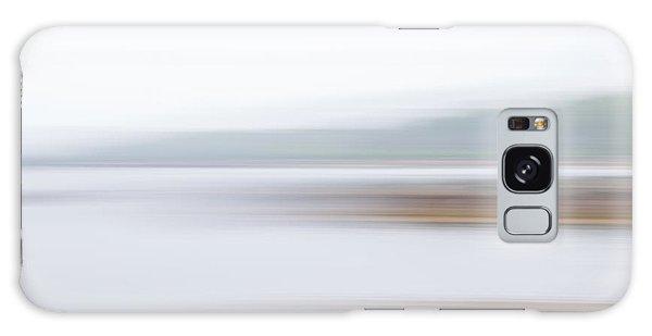 Foggy Bay 3 Galaxy Case by Susan Cole Kelly Impressions