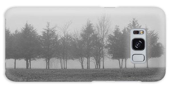 Foggy Day Galaxy Case