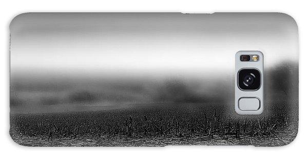 Foggy Field Galaxy Case by Tom Gort