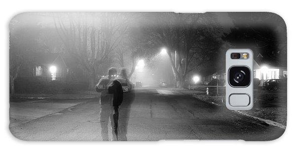 Foggy Night Galaxy Case