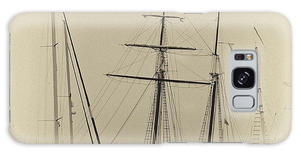 Tall Ships Galaxy Case
