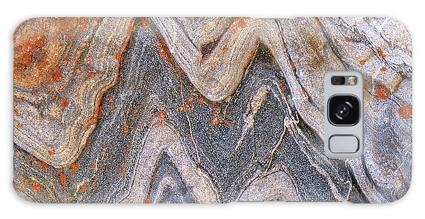 Rock Galaxy Case - Folded Granite by Art Wolfe