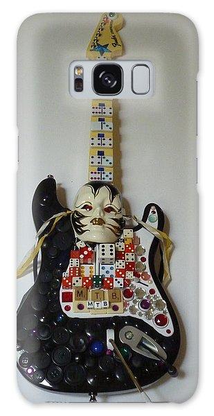 M.t.b. Art Guitar Galaxy Case by Douglas Fromm