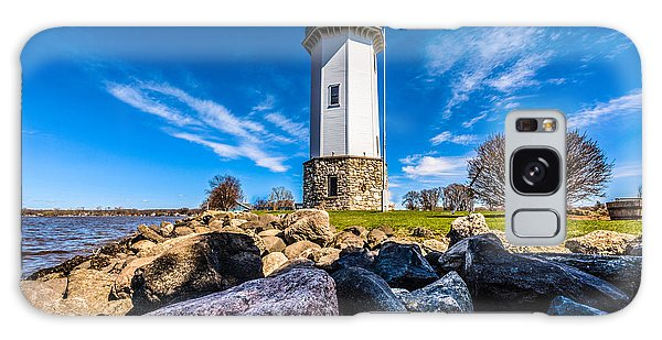 Fond Du Lac Lighthouse Galaxy Case