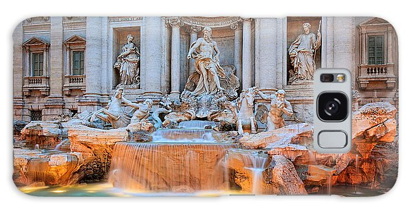 Place Galaxy Case - Fontana Di Trevi by Inge Johnsson