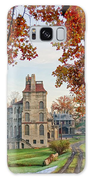 Fonthill Castle In The Fall Galaxy Case
