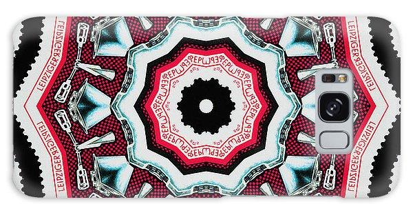 Food Mixer Mandala Galaxy Case by Andy Prendy
