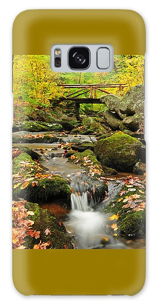 Macedonia Brook Crossing  Galaxy Case