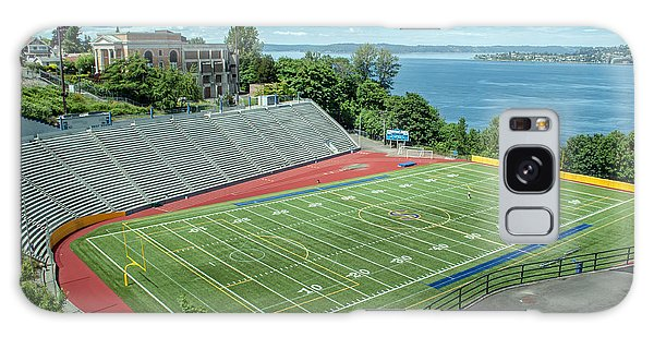Football Field By The Bay Galaxy Case