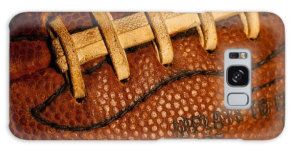 Football Laces Galaxy Case