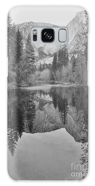 Footsteps Of Ansel Adams Galaxy Case