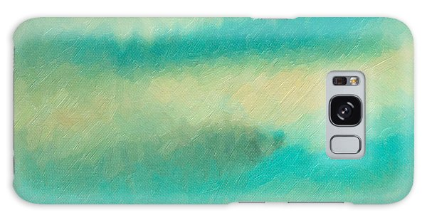For A Breath Galaxy Case by The Art of Marsha Charlebois