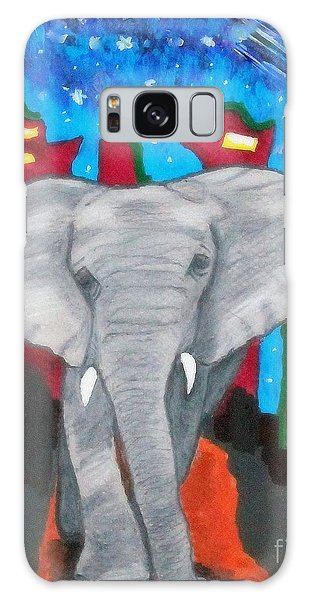 For The Love Of Elephants Galaxy Case