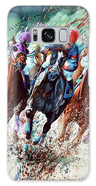 Horse Galaxy Case - For The Roses by Hanne Lore Koehler