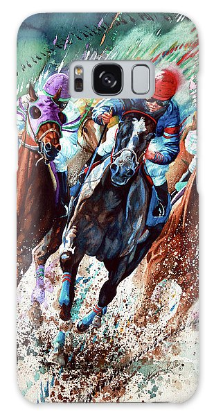 Equine Galaxy Case - For The Roses by Hanne Lore Koehler