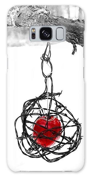 Forbidden Fruit Galaxy Case by Aaron Aldrich