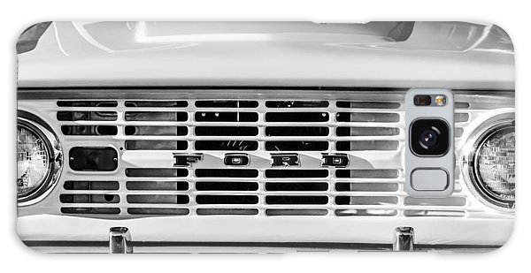 Ford Bronco Grille Emblem -0014bw Galaxy Case