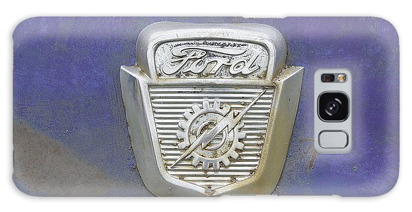 Ford Emblem Galaxy Case by Laurie Perry