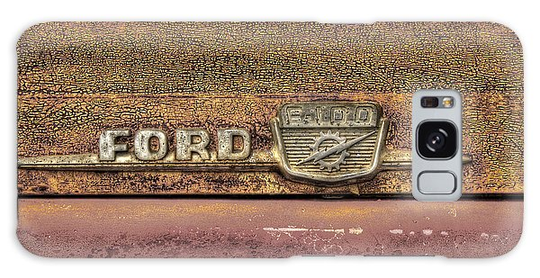 Ford F-100 Galaxy Case by Thomas Young