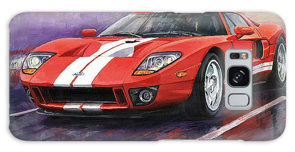 Car Galaxy S8 Case - Ford Gt 2005 by Yuriy Shevchuk