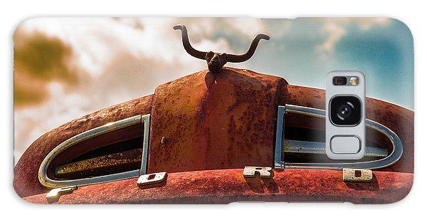 Ford Hood Ornament Galaxy Case by Bartz Johnson