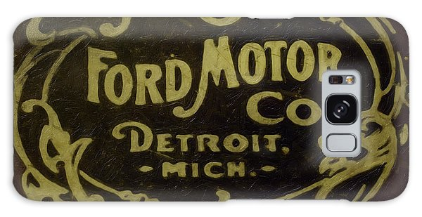 Ford Motor Company Galaxy Case by David Millenheft