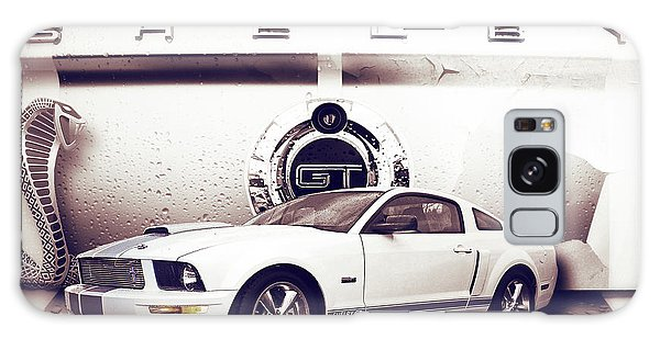 Ford Mustang Shelby Gt  Galaxy Case