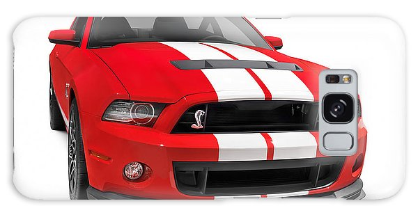 Ford Mustang Shelby Gt500 Sports Car Galaxy Case