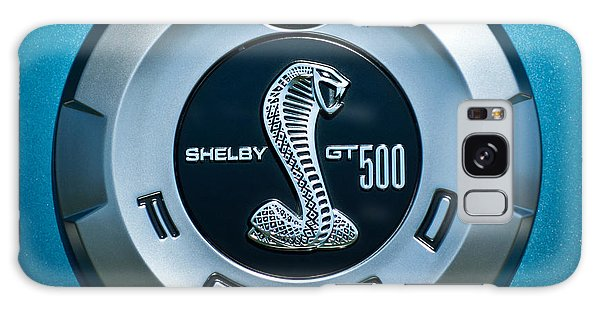 Ford Shelby Gt 500 Cobra Emblem Galaxy Case